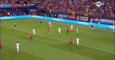 Spain - Switzerland