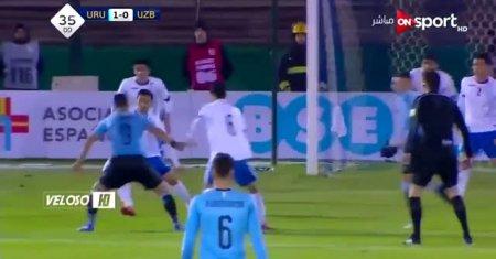 Uruguay - Uzbekistan