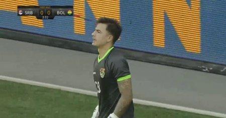 Serbia - Bolivia