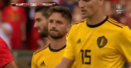 Belgium - Costa Rica
