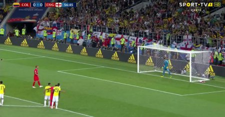 Colombia - England