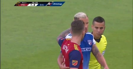 Real Salt Lake - FC Dallas