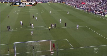 Philadelphia - Atlanta United