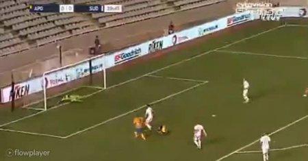 APOEL FC - Suduva Marijampole