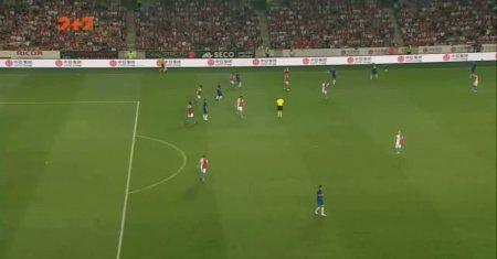 SK Slavia Prague - Dyn.Kyjev