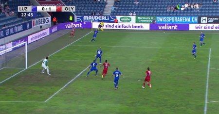 FC Luzern - Olympiacos Pireus