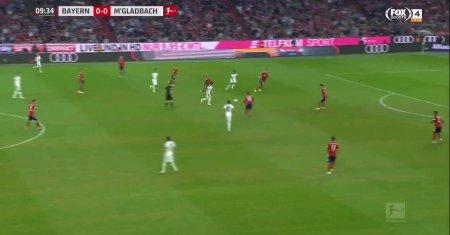 Bayern Munchen - Borussia M'gladbach