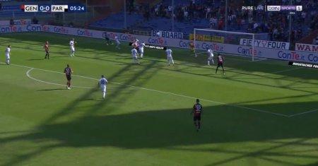 Genoa - FC Parma