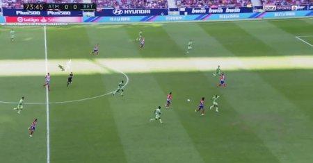 Atletico Madrid - Betis Sevilla