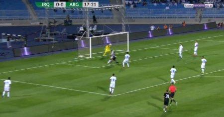 Iraq - Argentina