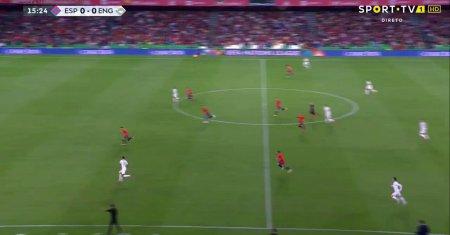 Spain - England