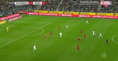 Borussia M'gladbach - FSV Mainz 05