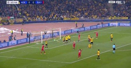 AEK Athen - Bayern Munchen