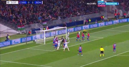 CSKA Moskwa - AS Roma