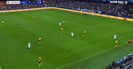 Valencia FC - Young Boys