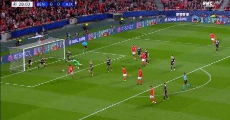 Benfica Lisbon - Ajax Amsterdam