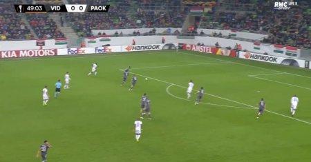 MOL Vidi FC - PAOK