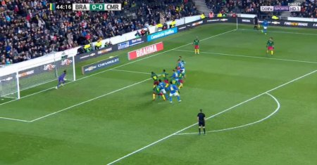 Brazil - Cameroon