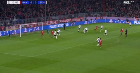 Bayern Munchen - Benfica Lisbon