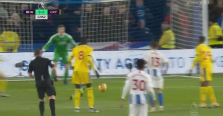 Brighton Hove Albion - Crystal Palace