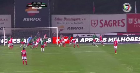 SC Braga - Maritimo Madeira