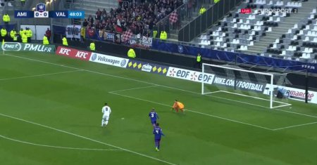 SC Amiens - Valenciennes FC
