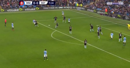 Manchester City - Rotherham Utd