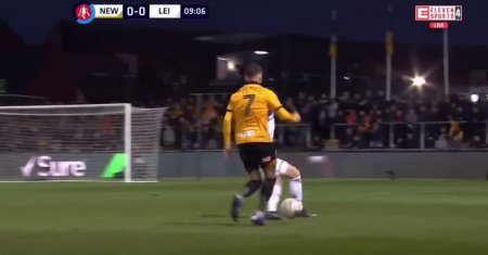 Newport County AFC - Leicester City