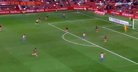 Sporting Gijon - Valencia FC