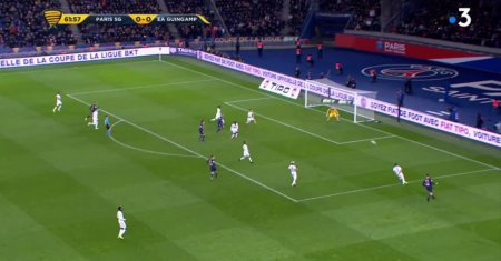 Paris Saint Germain - Guingamp