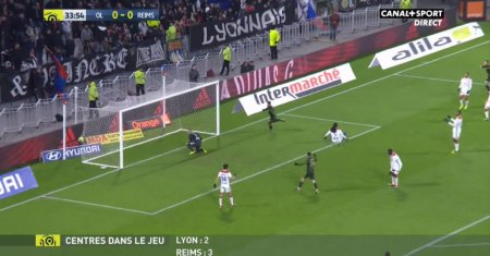 Olympique Lyon - Stade Reims
