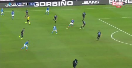 SSC Napoli - Lazio Roma