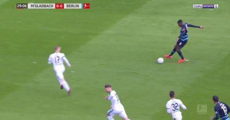 Borussia M'gladbach - Hertha Berlin