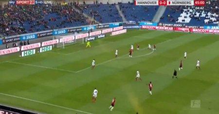 Hannover 96 - 1. FC Nurnberg