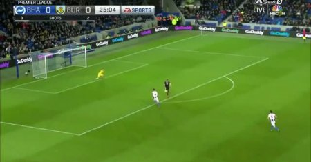 Brighton Hove Albion - Burnley FC