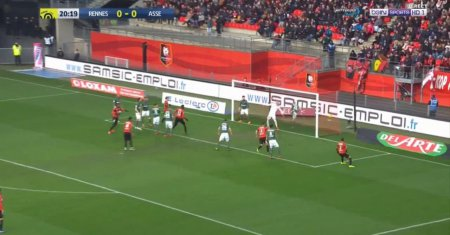 Stade Rennais FC - AS Saint Etienne