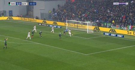 US Sassuolo - Juventus Turin