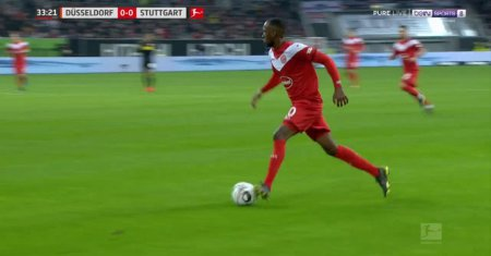 F.Dusseldorf - VFB Stuttgart