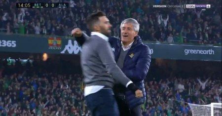 Betis Sevilla - Deportivo Alaves
