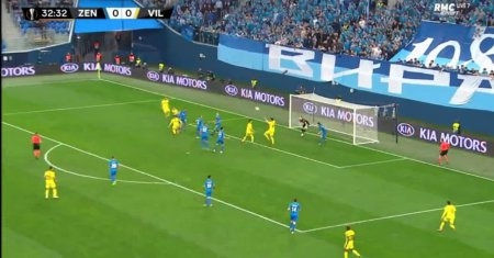 Zenit Saint-Petersburg - Villarreal CF