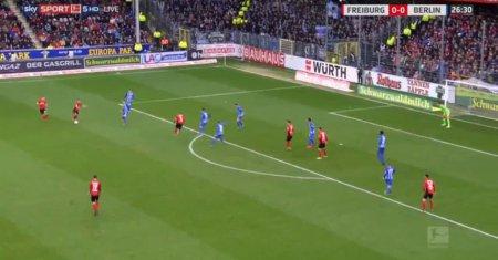 SC Freiburg - Hertha Berlin