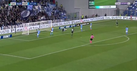 US Sassuolo - SSC Napoli