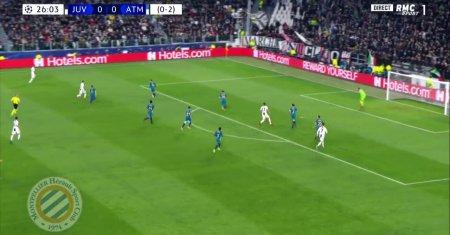 Juventus Turin - Atletico Madryt