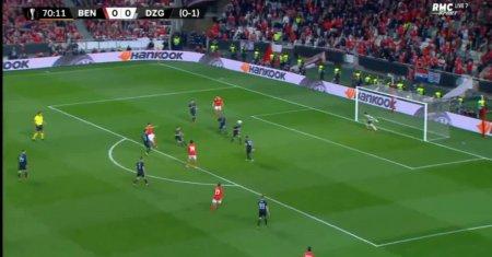 Benfica Lisbon - Dinamo Zagrzeb
