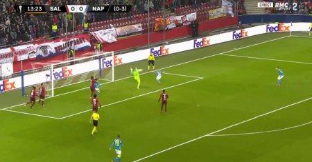 RB Salzburg - SSC Napoli