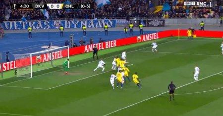 Dynamo Kijów - Chelsea FC
