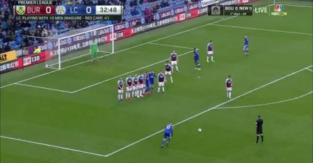 Burnley FC - Leicester City