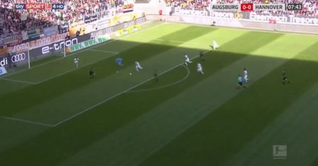 Augsburg - Hannover 96