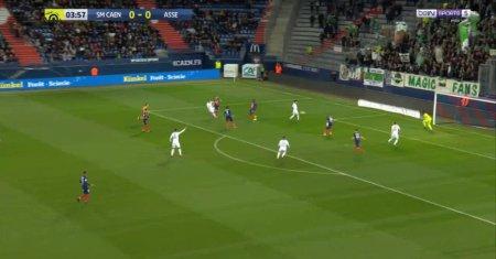 SM Caen - AS Saint Etienne
