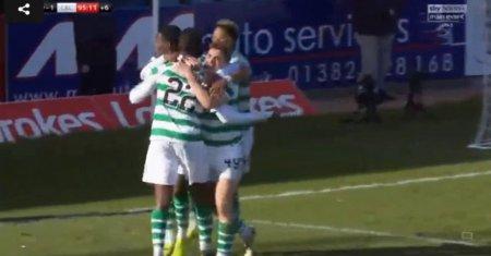Dundee FC - Celtic FC